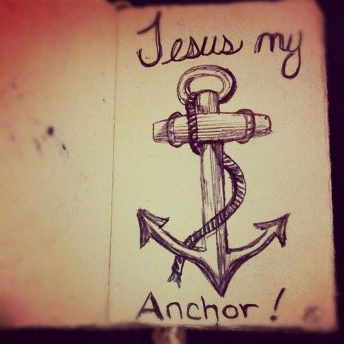 70 Best Images About Jesus My Anchor⚓ On Pinterest