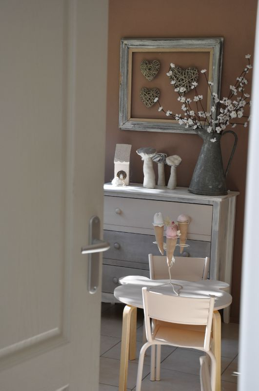 17 best images about ambiances enfants on pinterest love signs grey and ps - Chambre ancienne ...