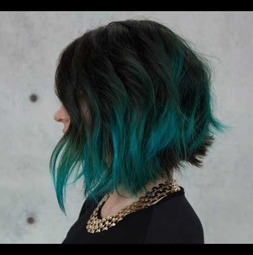 Short Hairstyle Color Photos - Styles & Ideas 2018 - sperr.us