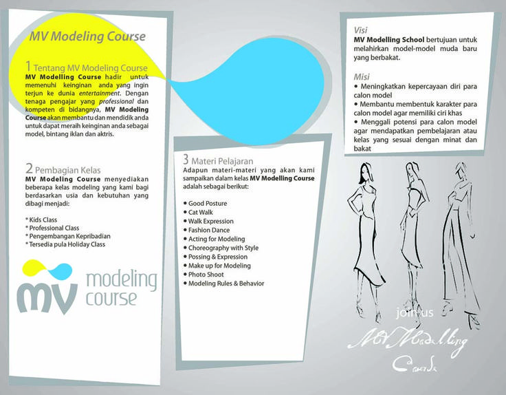 Brochure MV Modeling Course
