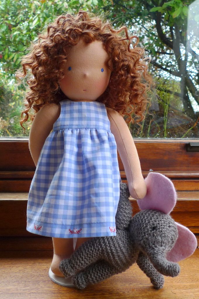 Little Jenny Wren ... ♥♥♥ ... life and dolls: Amity's story