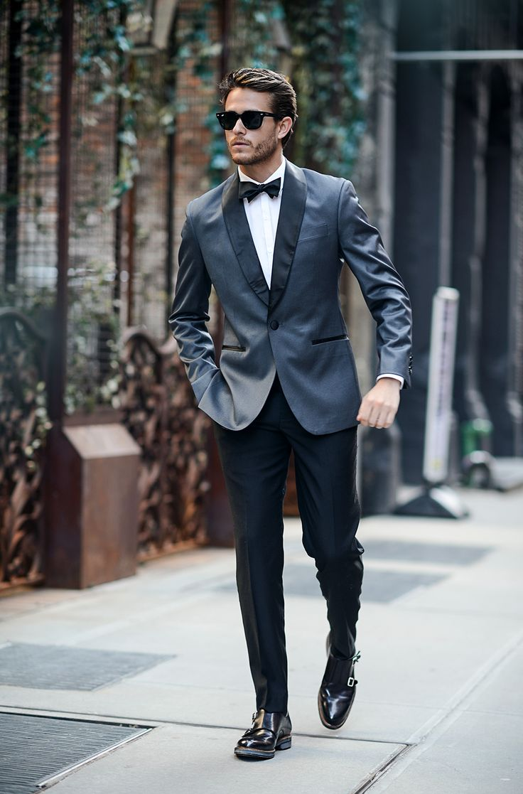 377 Best Mens Formal Style Images On Pinterest Black Tie Costume