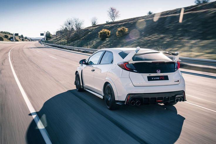 Sportovní Honda Civic Type-R zná českou cenu, v prodeji bude od září– Novinky.cz
