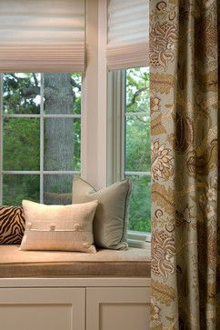 Window Seat Curtains 25 best window seats images on pinterest | window seats, windows