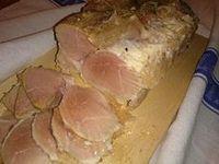 Miód i pieprz: domowa szynka konserwowa bez szynkowara