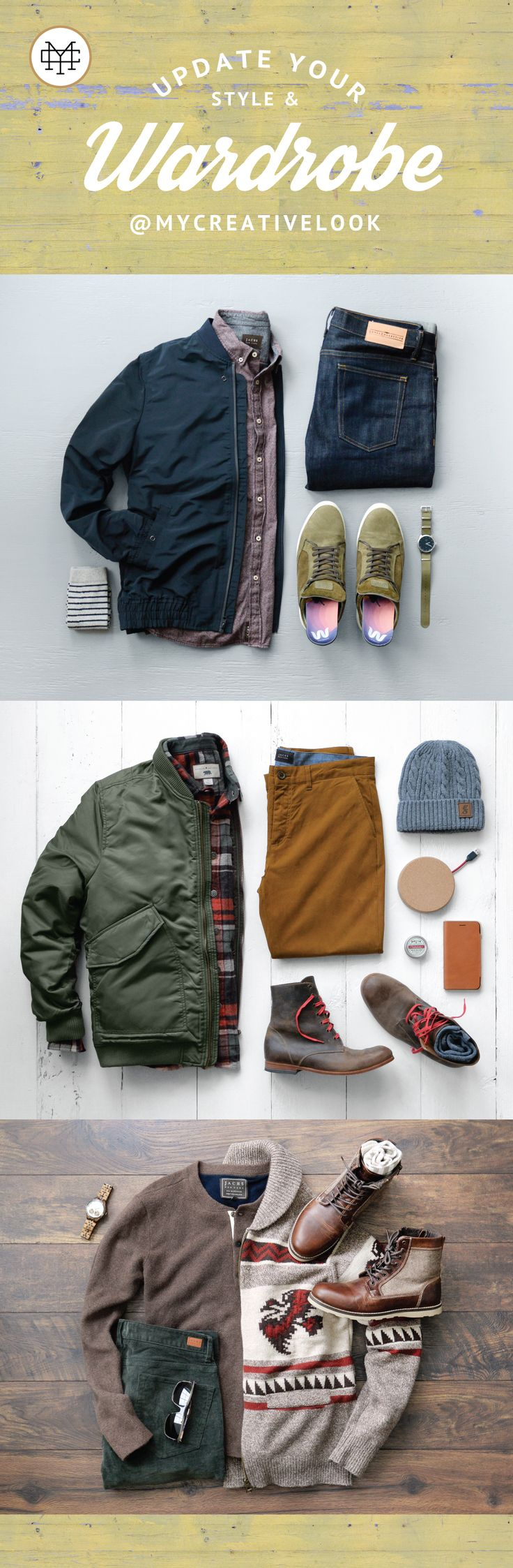 Update Your Style & Wardrobe by checking out Men's collections from MyCreativeLook | Casual Wear | Outfits | Winter Fashion | Boots, Sneakers and more. Visit mycreativelook.com #wardrobe #mensfashion #mensstyle #menswear #mensclothing
