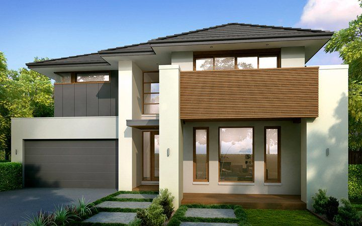 Vogue new home designs metricon house facades for New home facade design