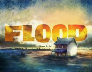 A beautiful wordless picture book about the effects of a flood on a family and their home.