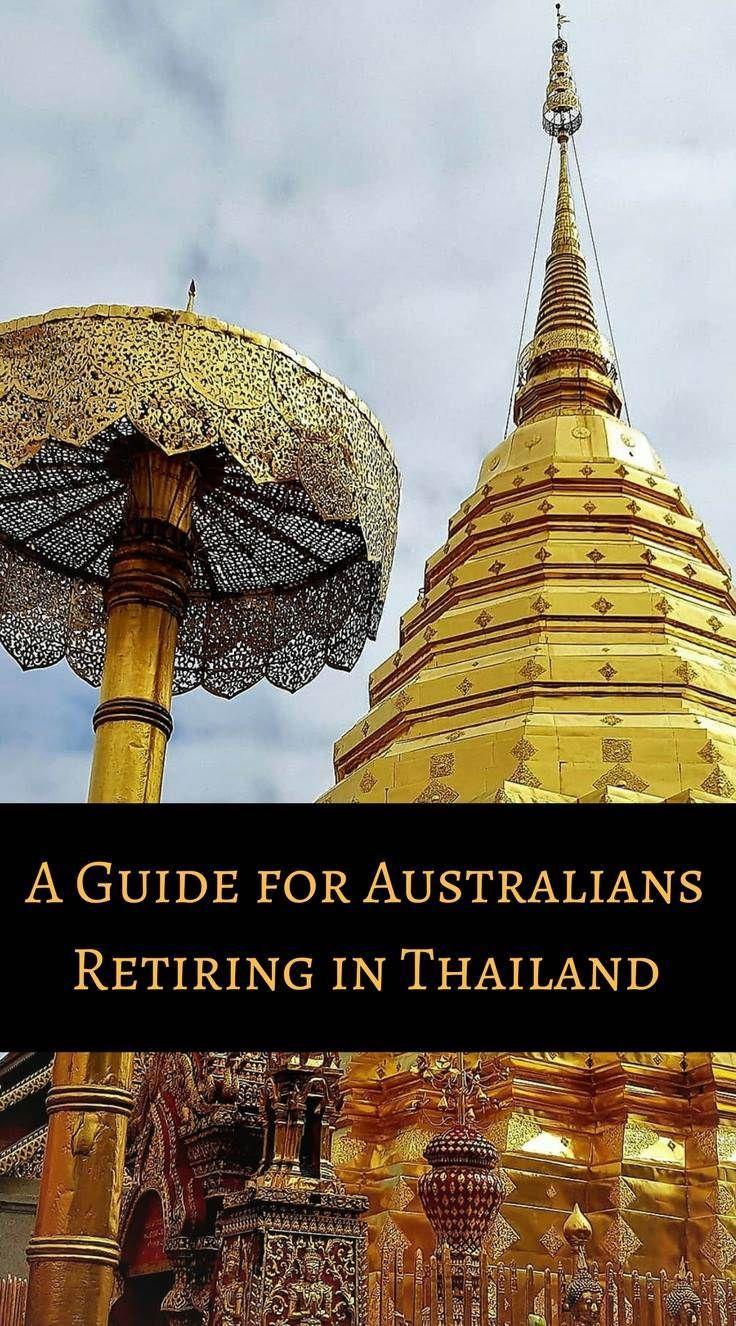 Guide to australians retiring in Thailand. Moving to Thailand, Advice for Expat living in Thailand. Living in thailand permanently and cost of living in Thailand. #llivinginthailand #thialindexpat