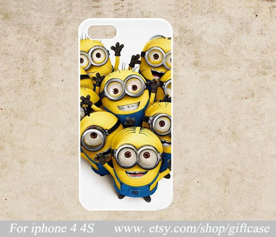 Hey, I found this really awesome Etsy listing at http://www.etsy.com/listing/155503474/despicable-me-minions-iphone-4-case