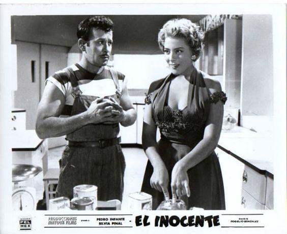 Silvia Pinal y Pedro Infante-El inocente.