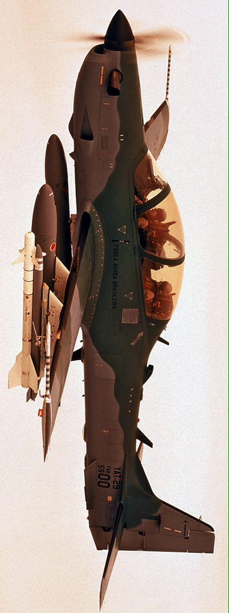Embraer A-29 Super Tucano