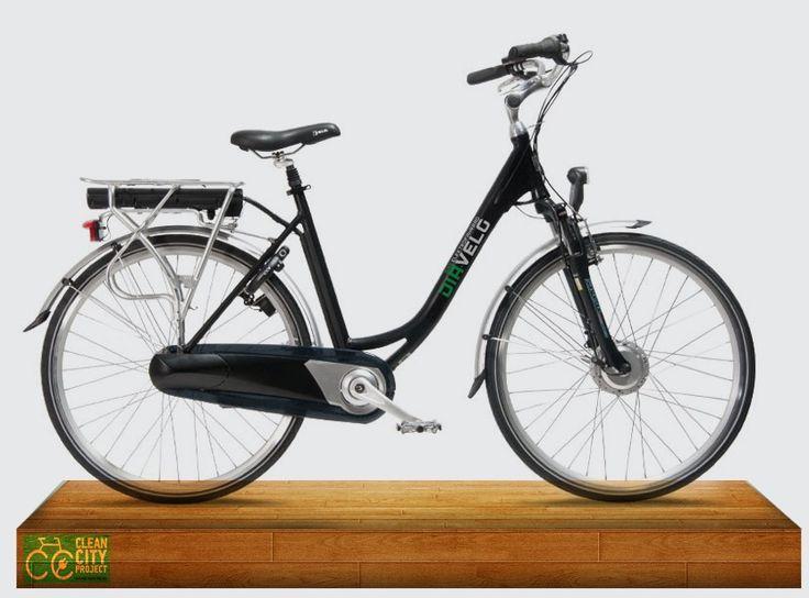 Ηλεκτρικά Ποδήλατα : Diavelo Eno Comfort