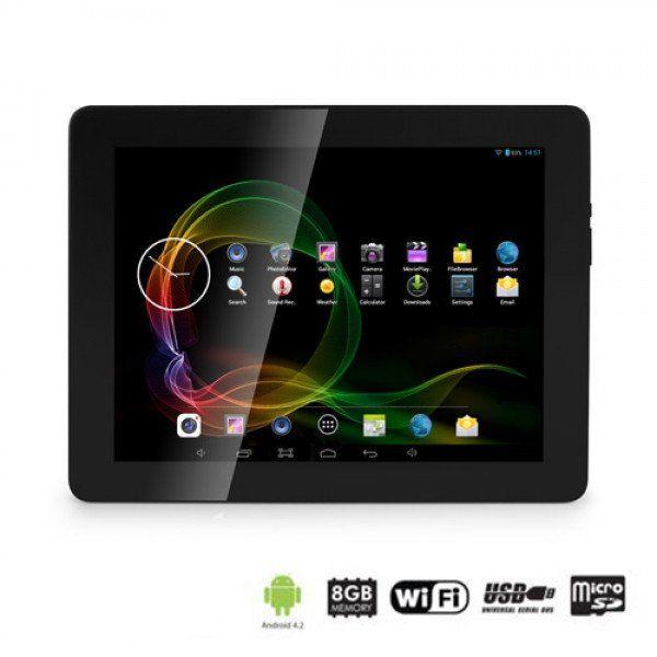 AUDIOSONIC TL3497 9.7'' 8 GB QUAD CORE TABLET