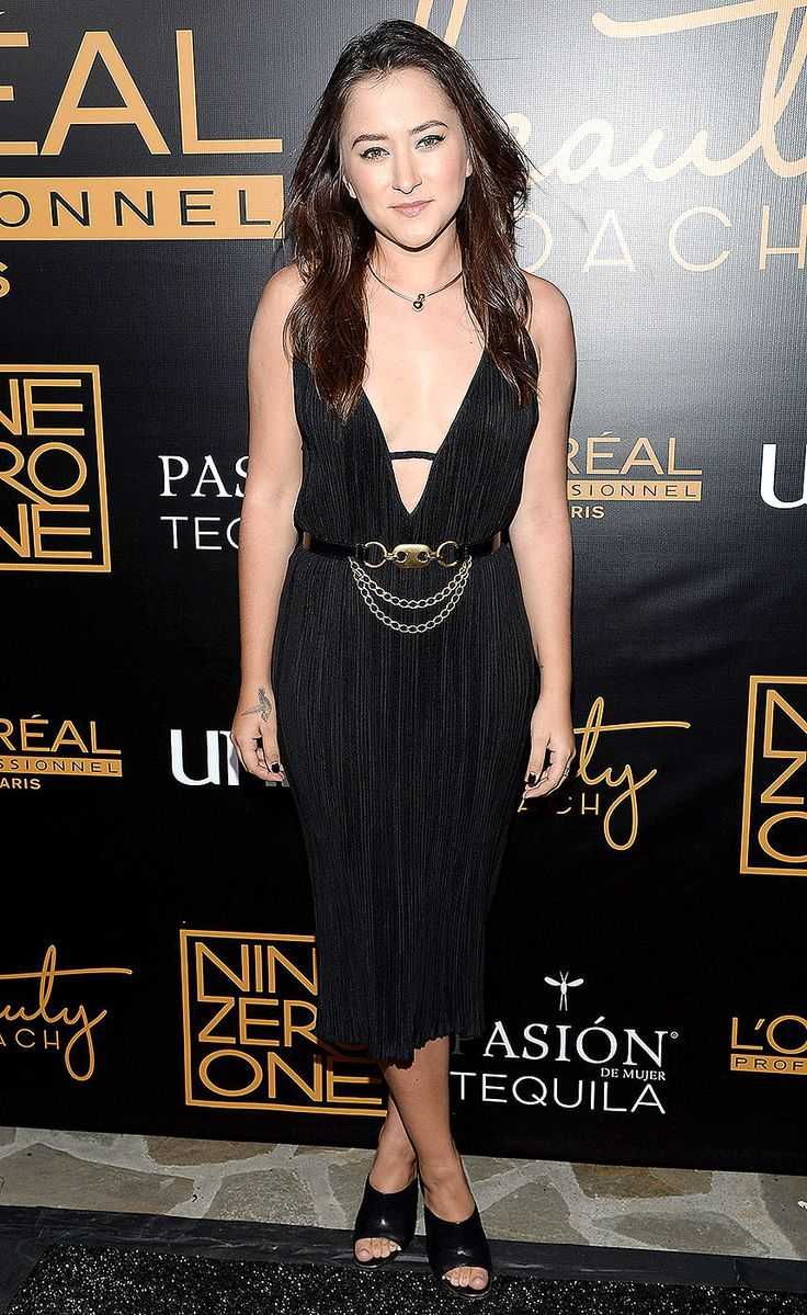 Zelda Williams, the daughter of late comedian Robin Williams, looked stunning at her first red carpet appearance since her father's death last August -- see photos of the Hollywood scion with her pals Nina Dobrev, Emma Roberts, and more