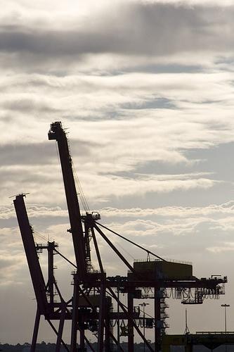 #Seattle #SODO #ContainerYard