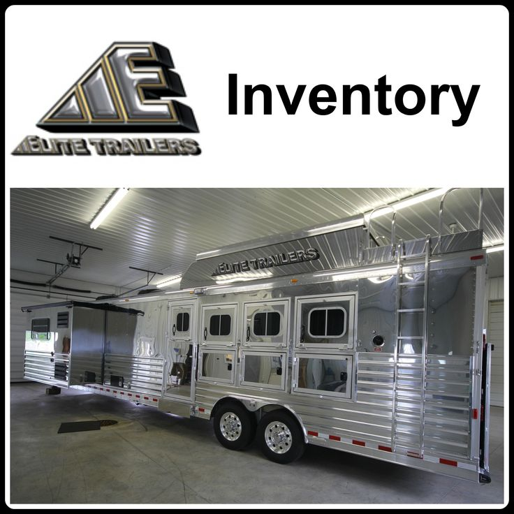 Elite Trailers Inventory Of Horse Trailers And Living Quarters Trailers  From Triple C Trailer Sales.
