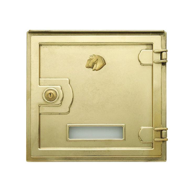Sportello ottone Mod. ARP/O Morelli ritiro posta per cassetta postale | eBay