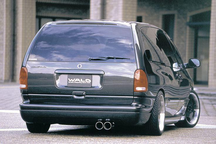Cool Minivans Wald Edition Autos Autos Y Motos Y