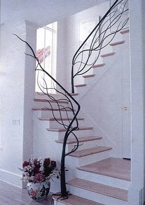Arqteturas: Escadas decoradas