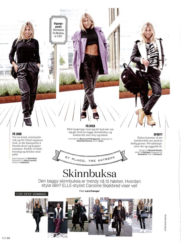 WILD WOOL Cashmere Featured in ELLE October 2014 issue www.wildwool.no