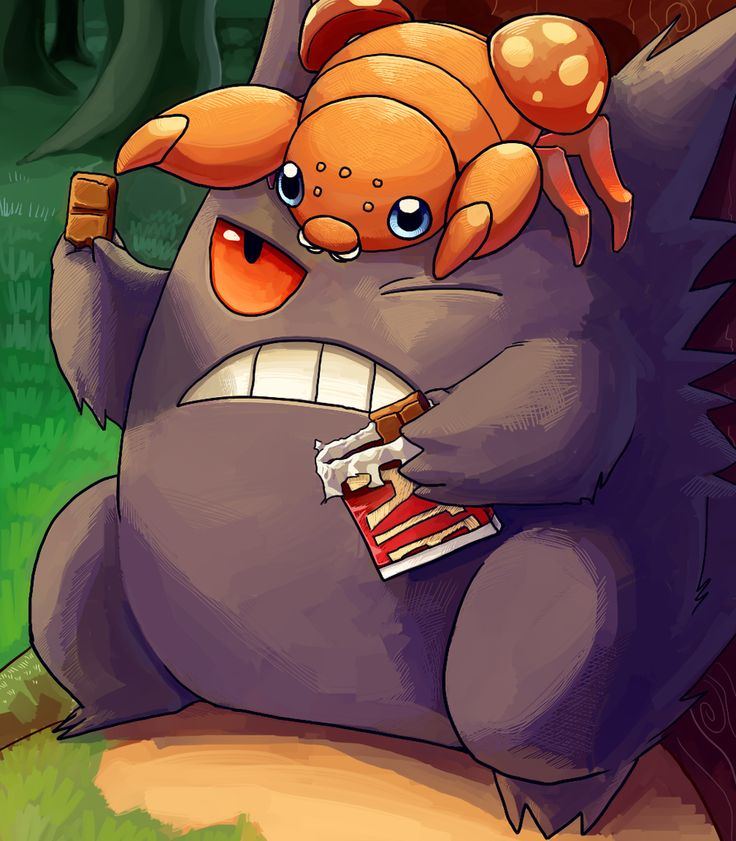 Pokemon art and merch here! Go team Speed Boost~