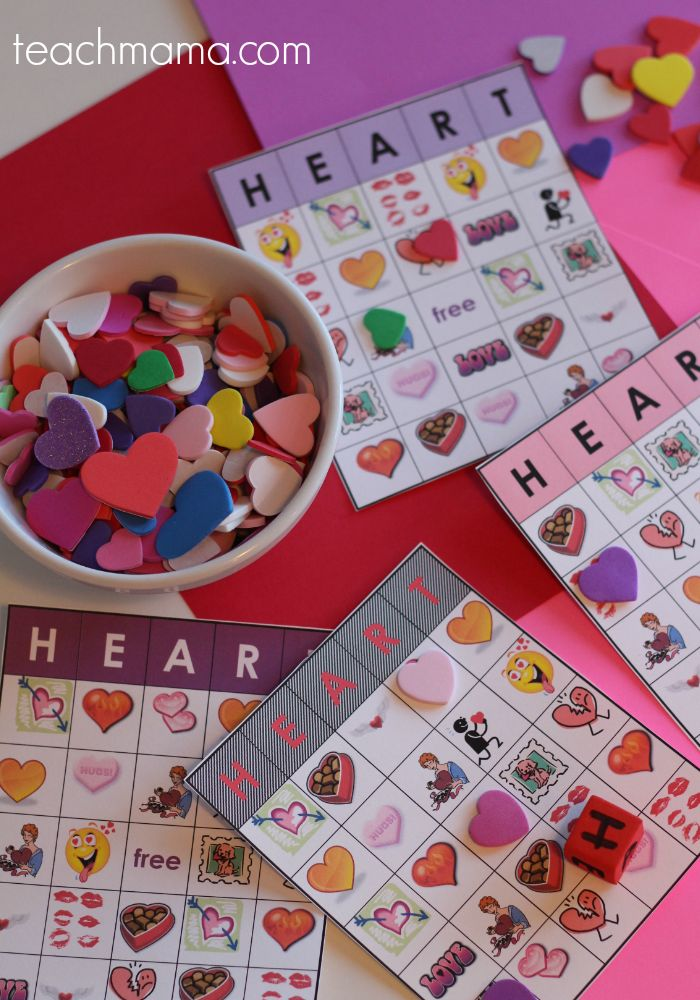 valentine's+day+heart+bingo+|+super-easy+and+fun+for+home+or+class+parties
