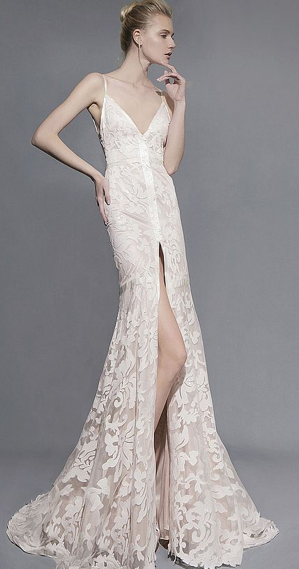 Wedding dress idea; Via Victoria Kyriakides