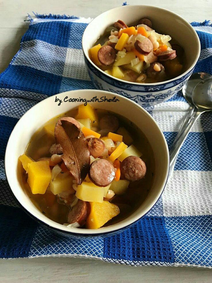 Smoked Sausage Beef (Sup Sosis)