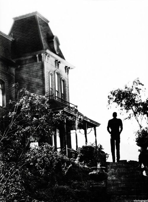 Psycho 1960. I still hear the old lady calling for Norman and got the goosebumps right now thinking about it.
