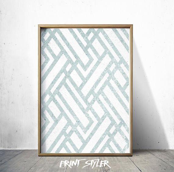 Die besten 25+ Geometrische drucke Ideen auf Pinterest pastell