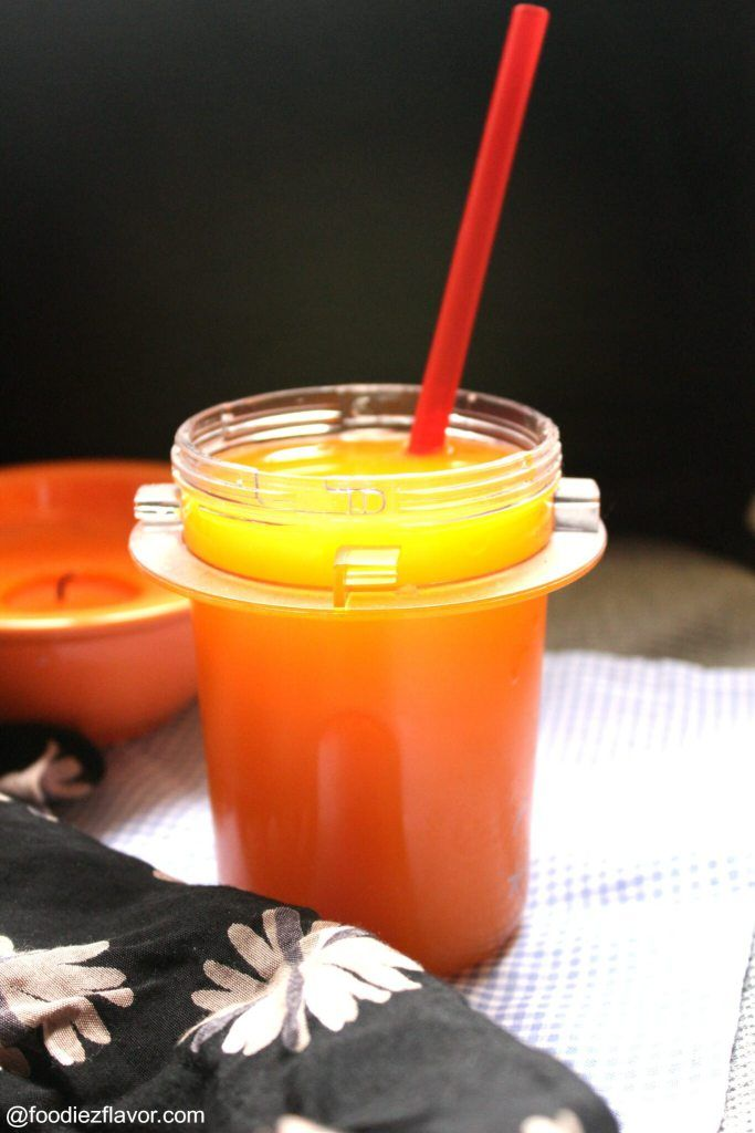 Orange Soda foodiezflavor.com