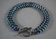 Hearts & Dragons Chainmaille