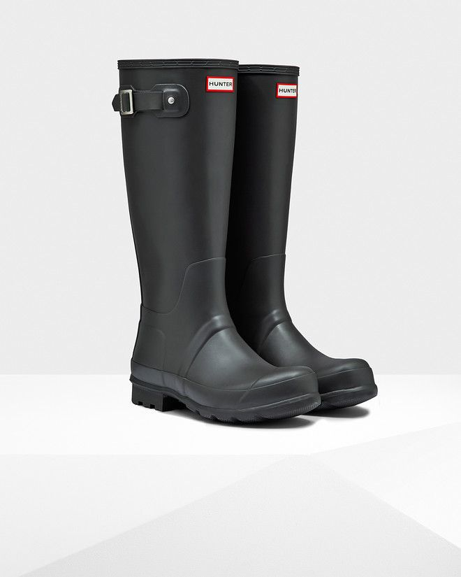 Buy Men's Original Tall Wellington Boots from the Official Hunter Boot Site  with Free UK Delivery* and Returns.