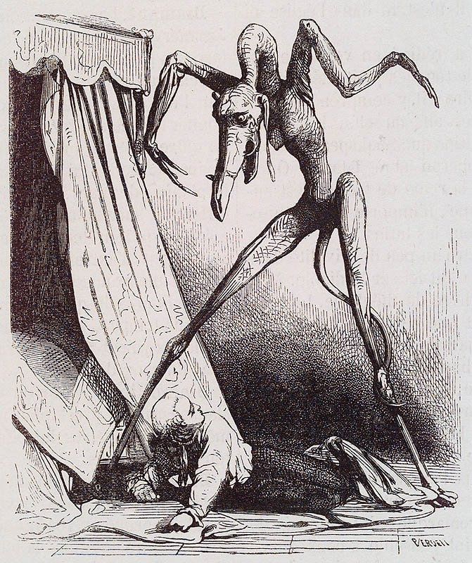 From a Dictionnaire Infernal Demonology Grimoire, 1818