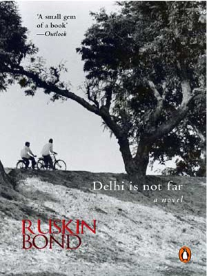 #Delhi is not far  #Ruskin Bond ~~ A small gem of a - Reading this amazing piece right now.