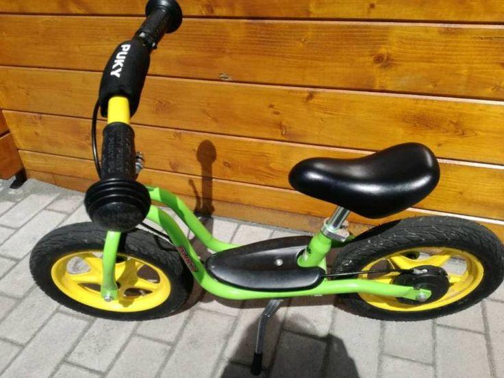 Lieblings Laufrad der Marke Pucky in Top Zustand. Mit Voderradbremse. Reifengröße 12 Zoll,Sehr gepflegtes großes Pucky Laufrad in Rheinland-Pfalz - Tiefenbach Hunsrück