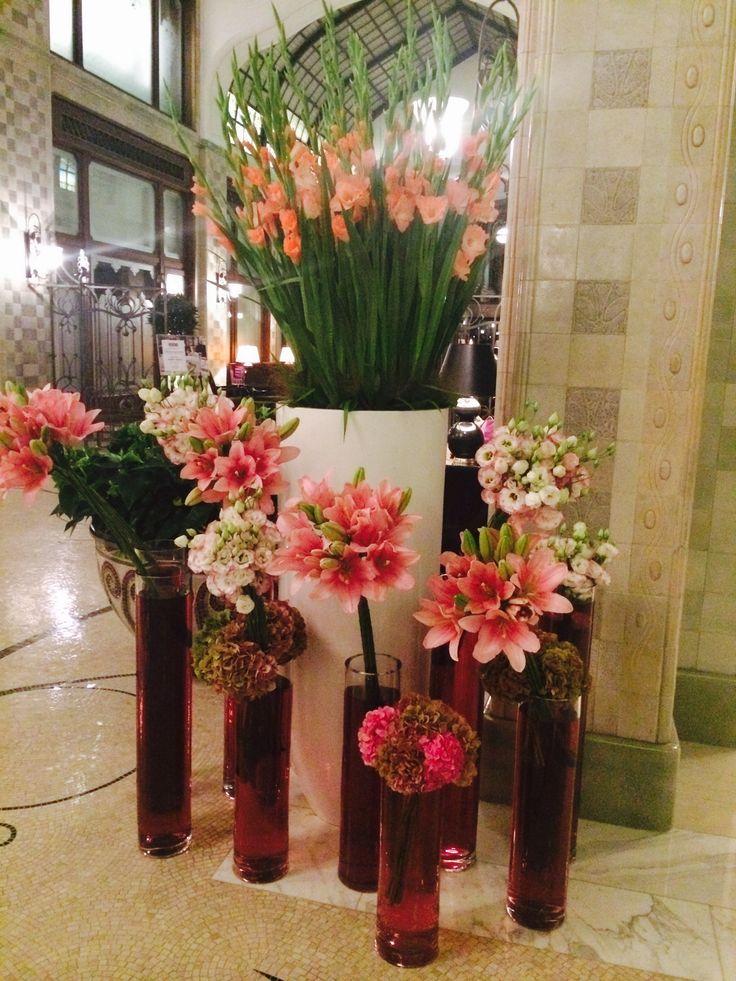Flowers Four Seasons Hotel @ Budapest