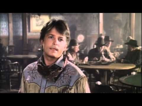 Back to the Future Part 3 Official Trailer #2 - Christopher Lloyd Movie (1990) HD - YouTube