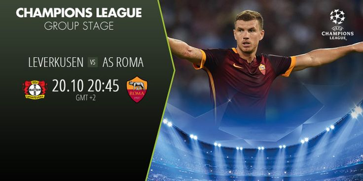 LEVERKUSEN vs AS ROMA Catch all the action live on www.betboro.com