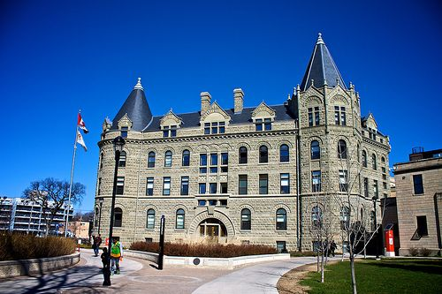 University of #Winnipeg