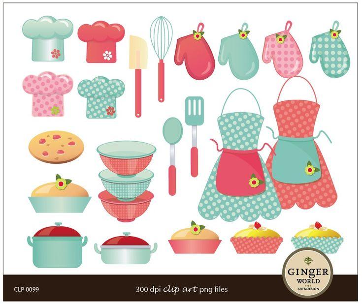 elegante cucina mamma cucina diva digitale di GingerWorld su Etsy
