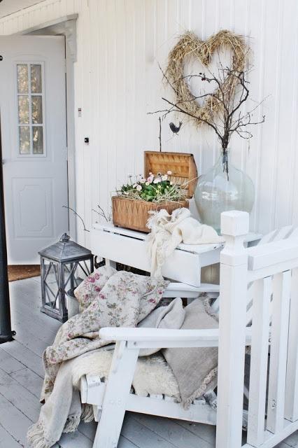 sfeervol plekje op de veranda #tuin