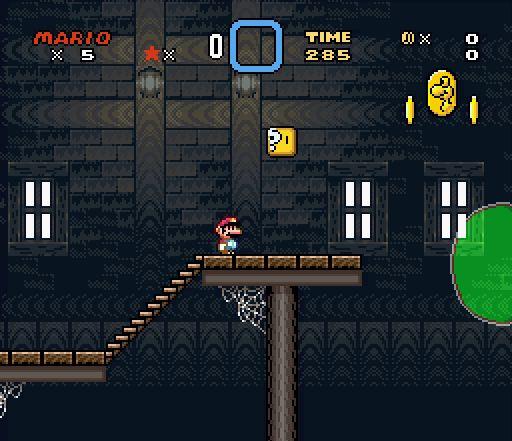 Super Mario World | É possível derrotar Big Boos deslizando uma escada | Notícia | Omelete