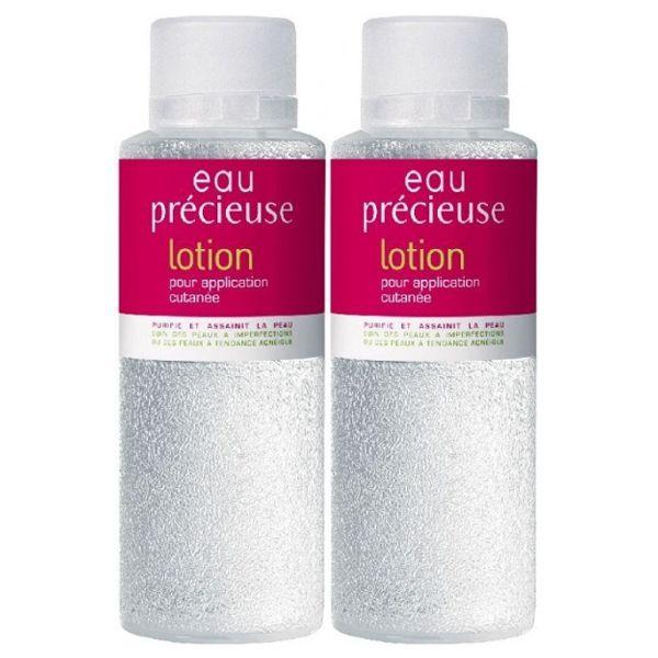 Eau Précieuse Lotion Duo 375ml - Pharmacie Lafayette - Acné & peaux grasses