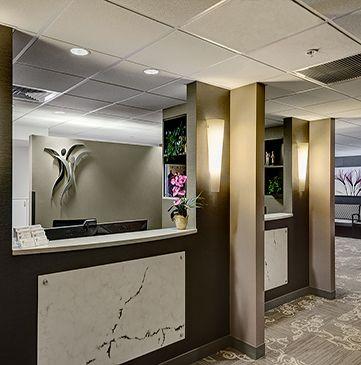 medical office interior