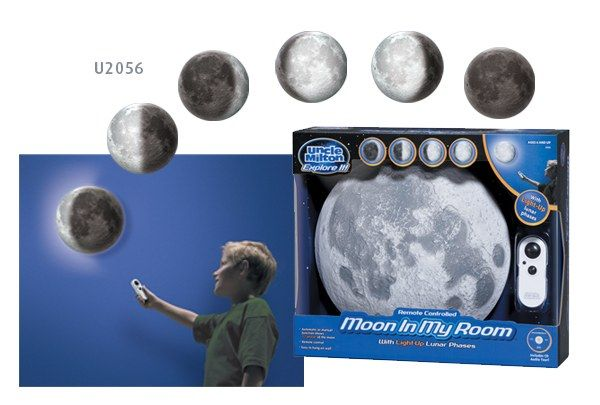 Måne lampe
