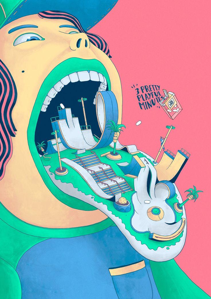 Tic Tac: Skatepark | Ads of the World™