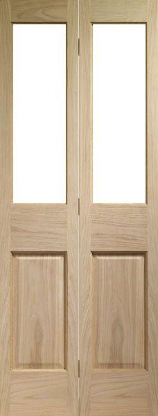 Oak Bi-Fold Doors Coventry | Hardwood Folding Doors