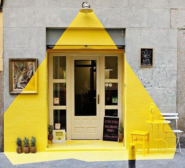 6 consejos para la decoración de fachadas de tiendas - https://decoracion2.com/decoracion-de-fachadas-de-tiendas/ #Decoración_De_Exteriores, #Escaparates_De_Tienda, #Fachadas_De_Tiendas